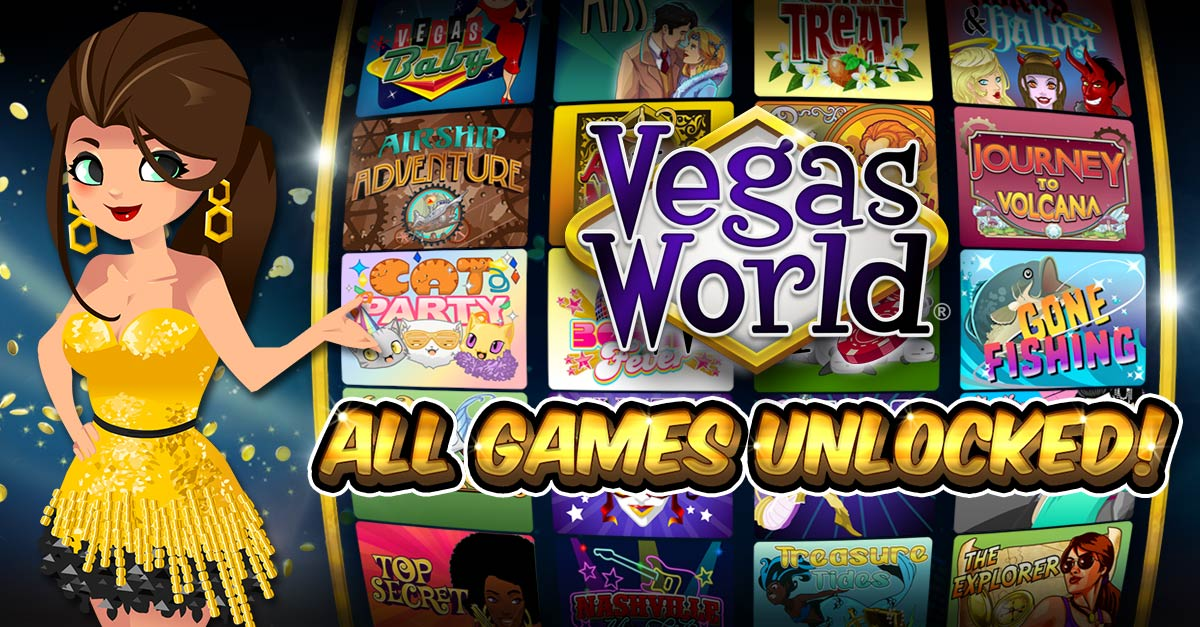 Vegas World .Com