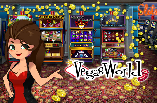 vegas world online games