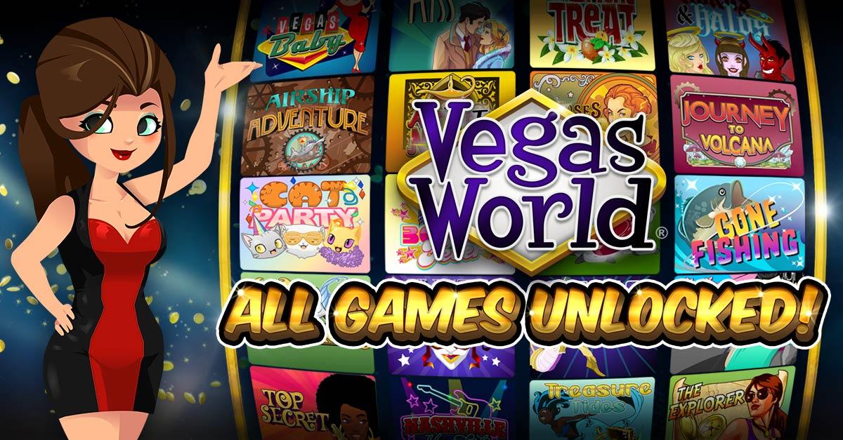 Vegas World Play Online Casino Games For Fun At Vegas World